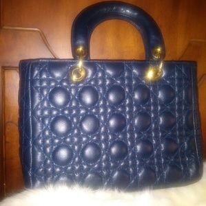 ASHNEIL Quilted Leather Mini